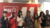 Partai Solidaritas Indonesia (PSI) menawarkan RA, terduga korban pelecehan seksual di lingkungan Dewan Pengawas BPJS Ketenagakerjaan, untuk bekerja di kantornya.  (Liputan6.com/Ratu)