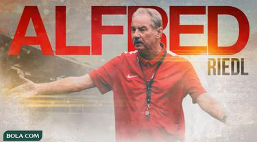 Timnas Indonesia - Alfred Riedl