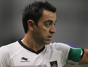 20151127- Xavi Hernandez - Qatar-AFP Photo