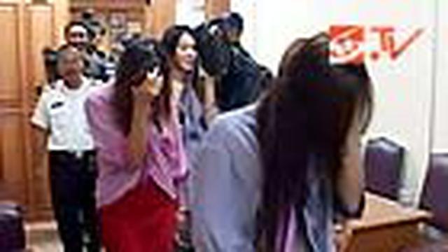 Ditjen Imigrasi Kementerian Hukum dan HAM (Kemenkum HAM) mengamankan 19 perempuan warga negara asing (WNA). Para WNA itu diduga menyalahgunakan visa kunjungan untuk bekerja di sebuah spa di kawasan Jakarta Pusat.