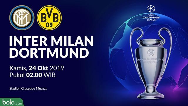 Prediksi Inter Milan Vs Borussia Dortmund: Tantangan Memutus Tren Negatif – Dunia