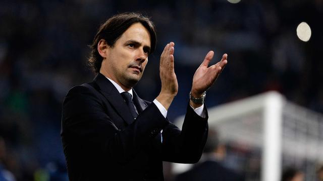 Liga Europa-Lazio-Simone Inzaghi