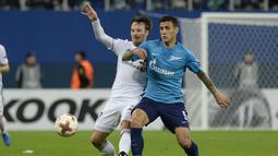 2. Leandro Paredes – Zenith ke PSG £36M (AFP/Olga Maltseva)