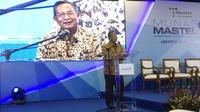 Darmin Nasution, Menteri Koordinator Perekonomian Indonesia. Liputan6.com/Tommy Kurnia