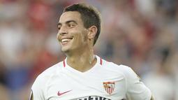 2. Wissam Ben Yedder (Sevilla) - 2 Gol. (AFP/Cristina Quicler)