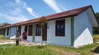 Kementerian PUPR memberikan bantuan bedah rumah kepada 1.000 unit Rumah Tidak Layak Huni di Kota Pariaman, Sumatera Barat. Dok PUPR