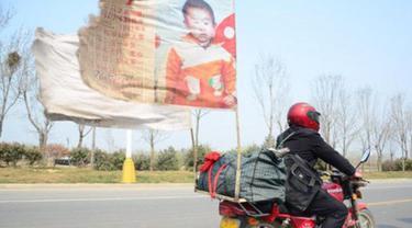 Media sosial China tengah dihebohkan dengan kisah seorang ayah bernama Guo Gantang yang telah menghabiskan waktu 18 tahun di jalanan untuk mencari anaknya yang hilang.