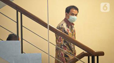 KPK Jemput Paksa Wakil Ketua DPR Azis Syamsuddin