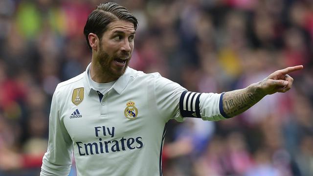 Hasil gambar untuk Sergio Ramos