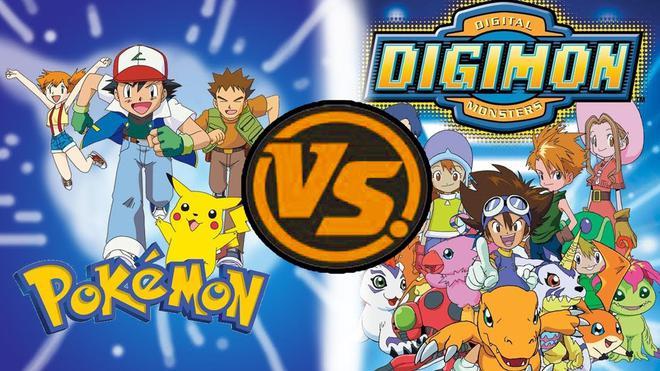 Digimon Vs Pokemon Anime Petualangan Mana Yang Jadi Kesukaanmu