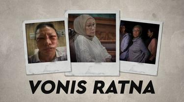 Terdakwa kasus penyebaran hoaks Ratna Sarumpaet divonis 2 tahun penjara oleh Hakim Pengadilan Negeri Jakarta Selatan.