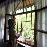 Ilustrasi kenangan Ramadan./Copyright shutterstock.com/g/aliephoto