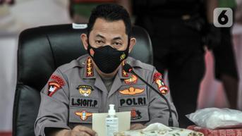 Kapolri Siap Rekrut 56 Pegawai KPK yang Tak Lulus TWK