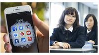 Sekolah menengah atas di Jepang yang larang siswanya punya akun media sosial diluar pengetahuan pihak sekolah (Sumber: WorldofBuzz)