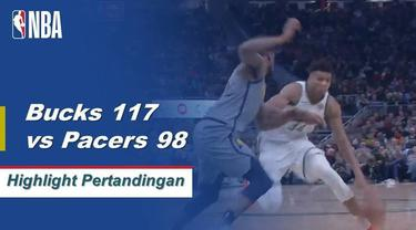 Giannis Antetokounmpo selesai dengan 29 poin dan 12 rebound dan Khris Middleton menambah 27 ketika Bucks mematahkan dua kekalahan beruntun.
