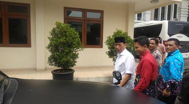 Mantan Menko Polhukam Wiranto, Jumat (13/12/2019).