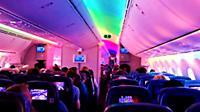 Udara dalam pesawat seringkali terkontaminasi asap yang bocor dari mesin pesawat yang mana memasuki wilayah penumpang. Ini efeknya.