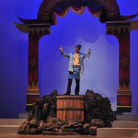 Teater di rumah. (Foto: Dok. Bakti Budaya Djarum Foundation)