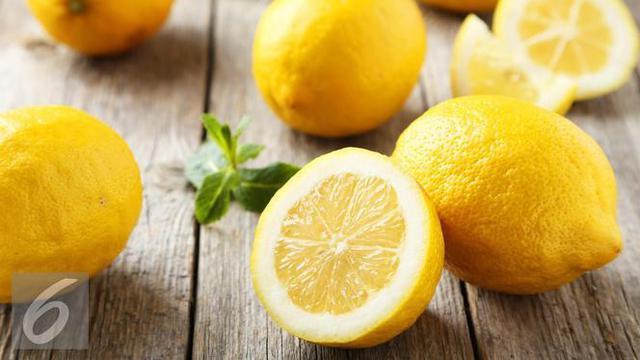 Manfaat Lemon untuk Mencerahkan Kulit Wajah yang Kusam