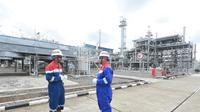 Anak usaha PT Pertamina (Persero) PT Pertamina EP Asset 4 Donggi Matindok Field. Dok Pertamina