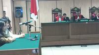 Sidang perceraian Basuki Tjahaja Purnama atau Ahok  (Liputan6.com/ Ady Anugrahadi)
