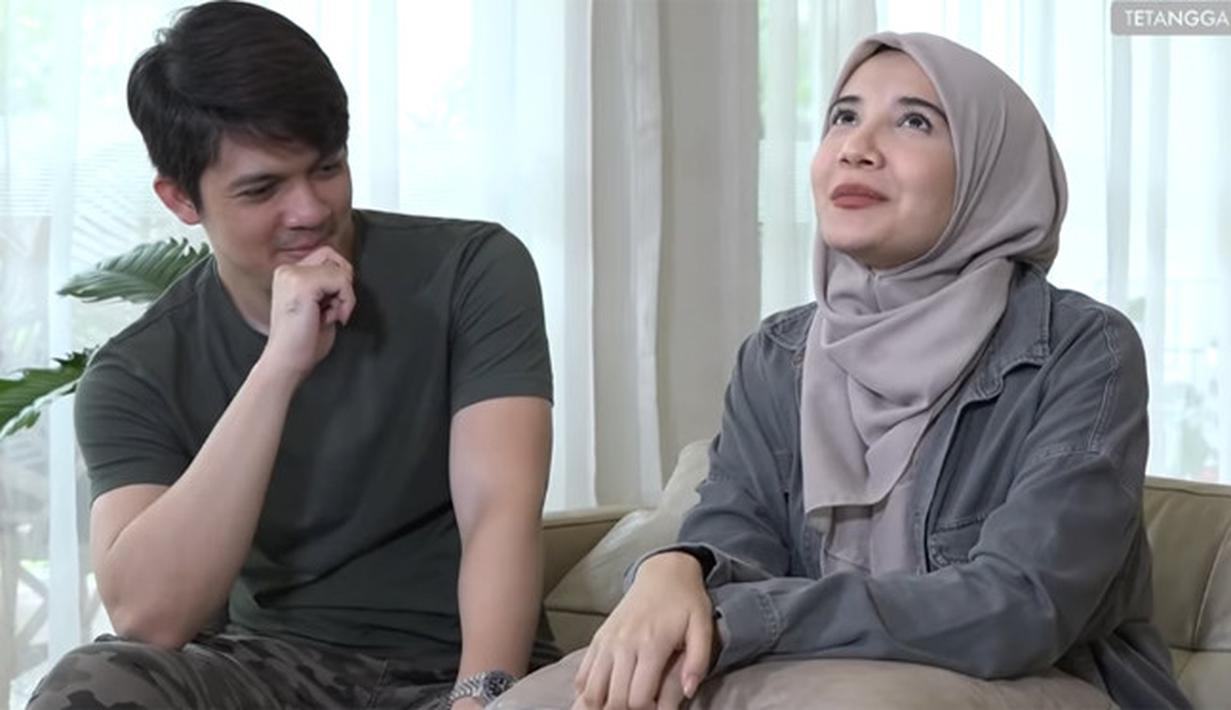 Zaskia Sungkar (Youtube/Daniel Mananta Network)
