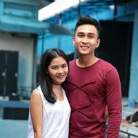Salsadila dan Lutfi (Adrian Putra/bintang.com)