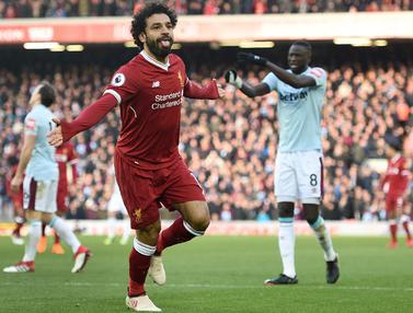 Liverpool, West Ham, Premier League