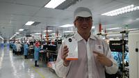 Steven Shi, Head of Xiaomi South Pacific Region and Xiaomi Indonesia Country Manager. Liputan6.com/Yuslianson