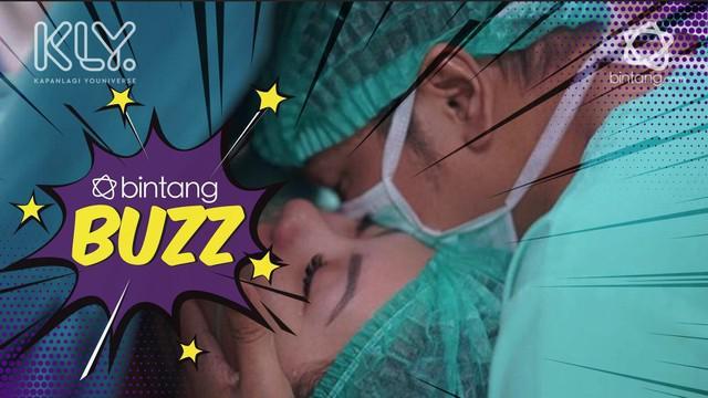 Kebahagiaan tengah menyelimuti Sammy Simorangkir dan Viviane.