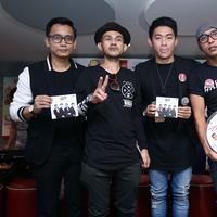 Foto Seventeen launching album (Nurwahyunan/bintang.com)
