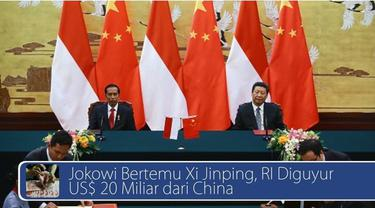 China akan lebih banyak investasi di Indonesia untuk infrastruktur dan manufaktur dan Catat ketujuh bahan alami ini untuk mengatasi pori-pori besar. Saksikan videonya di sini