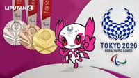 Banner Infografis Prestasi Pesat Atlet Indonesia di Paralimpiade Tokyo 2020. (Liputan6.com/Abdillah)