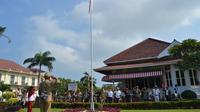 Menjelang hari kemerdekaan 17 Agustus, aroma mistis terasa semakin kuat di kediaman Bung Karno saat diasingkan di Bengkulu (Liputan6.com/Yuliardi Hardjo)