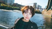 Song Yoo Jung. (Instagram/ u_jjooung)