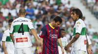 Lionel Messi (JAIME REINA / AFP)