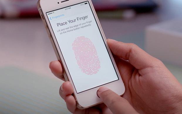Jangan daftarkan banyak jari di fingerprint scanner