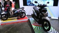New Honda BeAT Pop eSP hadir dengan dua desain stripe yakni Cool Pixel dan Comic Hits.
