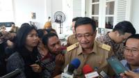 Wakil Gubernur DKI Djarot Saiful Hidayat