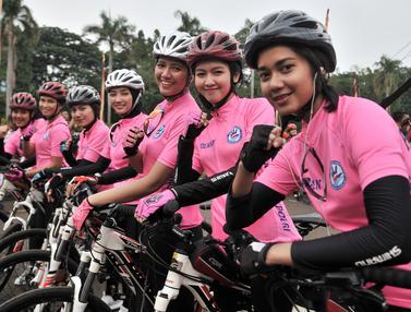 Gowes Bersama Indonesia Damai