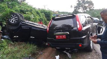 Kecelakaan Maut Bupati Bungo