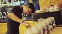 Kafe Cengkir Klopo di Sragen yang pernah dikunjungi Sandiaga Uno. (dok.Instagram @cengkir_klopo/https://www.instagram.com/p/BTZLyZOFv8z/Henry)