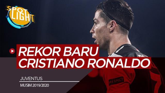 Berita Video Spotlight 4 Rekor Baru yang Bisa Dipecahkan Cristiano Ronaldo Bersama Juventus Musim Ini