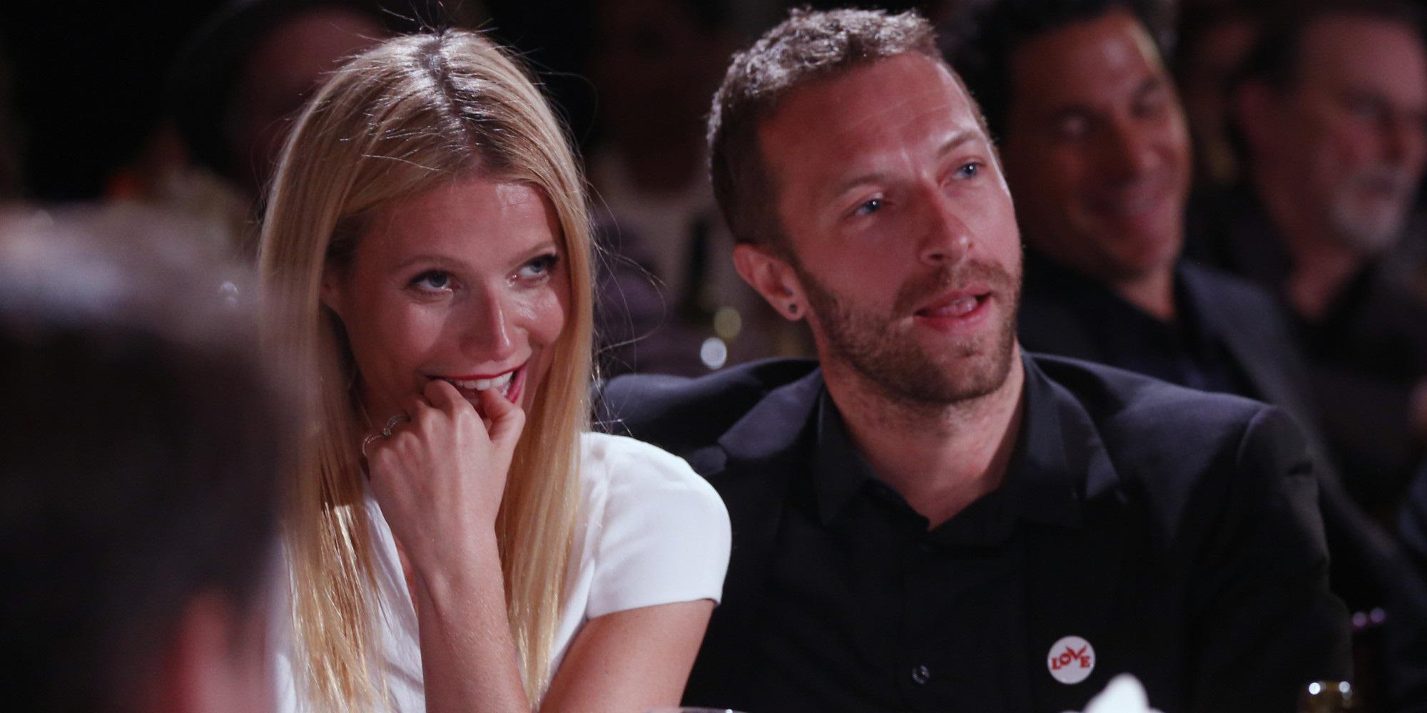 Gwyneth Paltrow dan Chris Martin (Dailymail)
