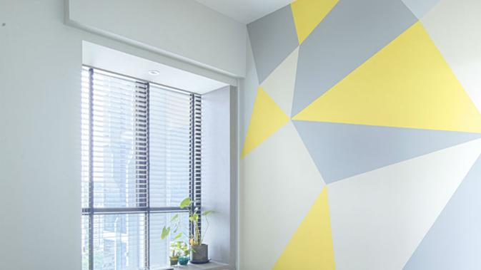 Tutorial: Ciptakan Dinding Kamar Berilusi 3D Sederhana ...