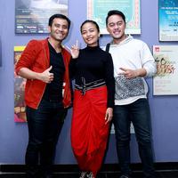 Judika, Tantri Kotak & Danang (Foto: Wimbarsana/Bintang.com)