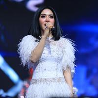 Syahrini (Foto: Adrian Putra/Bintang.com)