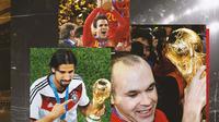 Ilustrasi - Sami Khedira, Cesc Fabregas, Andres Iniesta (Bola.com/Adreanus Titus)