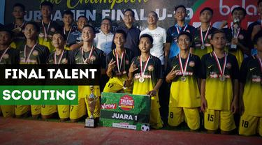 Berita Video Kemeriahan Acara Bola.com Talent Scouting, From North Sumatra to Belgium