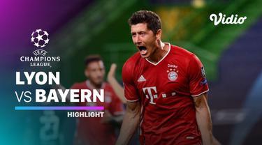 Berita Video Highlights Liga Champions, Bayern Tantang PSG di Final Usai Kalahkan Lyon 3-0